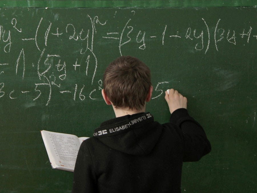 Does Your Child Want To<b><span>PASS MATH?</span></b>